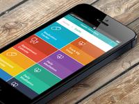 Health Storylines App Design