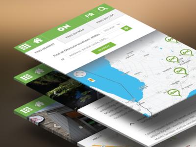 ONRoute Navigation App