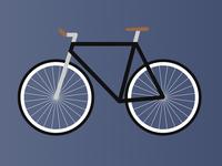 Thinking bike