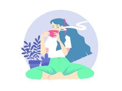 Coffe Girl