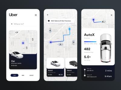Uber goes autonomous