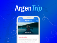ArgenTrip / Travel App