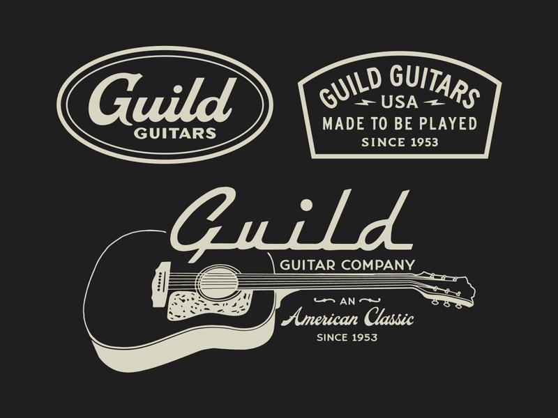 "Guild Guitars ""An American Classic"""
