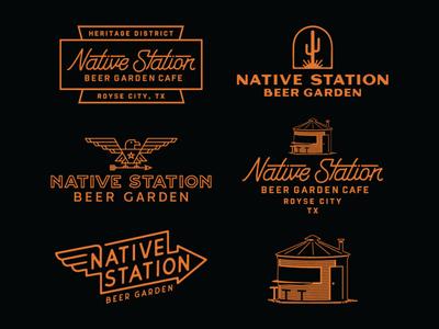 Native Station Beer Garden Cafe