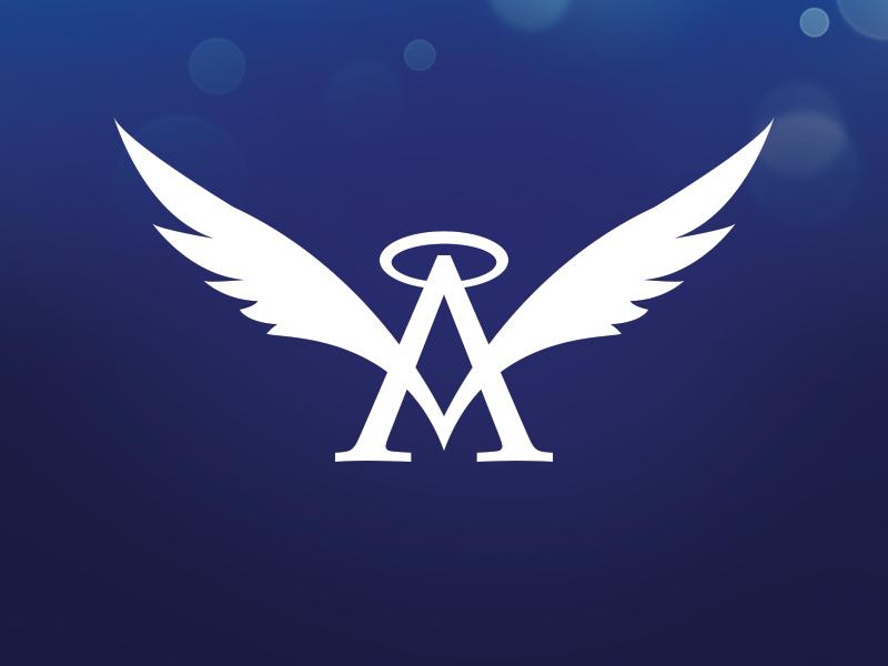 Логотип ангел картинки