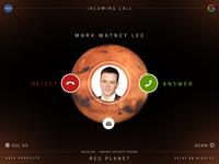 005 - Martian Calling