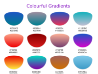 Colourful Gradients
