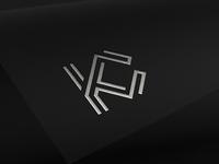 KC monogram / logo