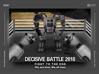 Decisive battle 2018