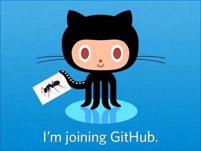 I'm Joining Github by Jason Long on Dribbble