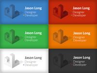 Further Personal Logomark Explorations