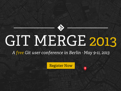 Git Merge Conference Site git germany maps responsive