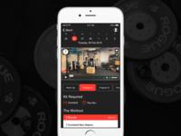 Wodify App Redsign