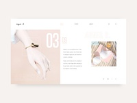 Website conceptual design