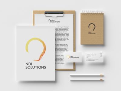 Branding solution illustration logo graphicdesign branding corporate