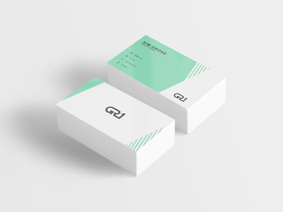 GR-1 Business Cards