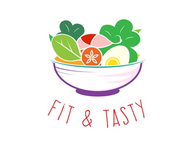 Fit & Tasty | Logo