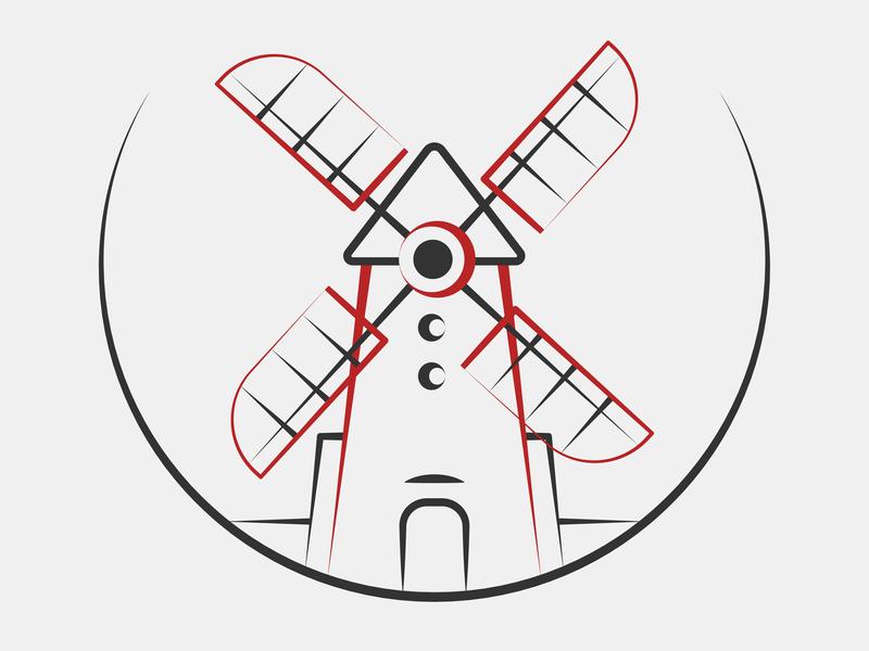 Roterdam City Icon identity branding design pictogram iconography icon set illustration icon design icon vector