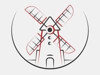 Roterdam City Icon