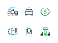 TechTrend - Icons