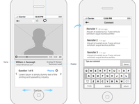 Search Wireframe