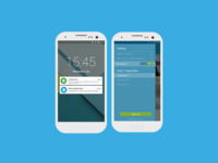 Push notifications for iOS8 and Android 5.0