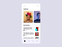 Relevant App Animated UI