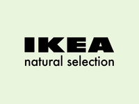 Ikea redesign logo and tagline