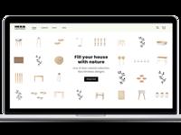Redesign Ikea Website