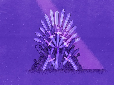 Mama's Throne iron throne youknowit danaerys jon snow bench chair mother of dragons throne game of thrones