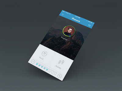 Prevent Mobile Light prevent mobile color information icons wip product ui ux design
