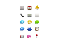 Notified App Icons