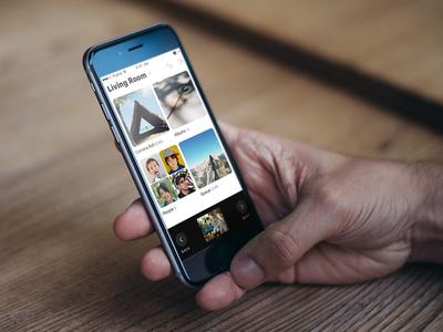 Aura Frame App