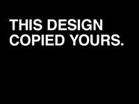 Helvetica On Black