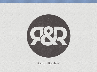 Rantsrambles logo