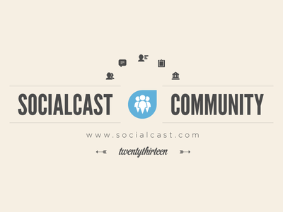 Socialcast T-Shirt tee shirt socialcast icons blurry scaled down shit wtfidribbled