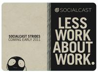 Socialcast Scout Book Artwork