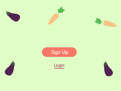 Daily UI Challenge: 001 Sign Up Page