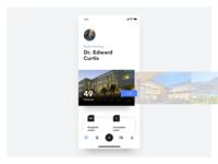 Healthcare management app