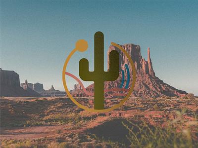 QUARANTINE DIARIES // PT. 9 mother nature earth day earthday nature summer desert arizona cactus logodesign logo design design branding logo illustration