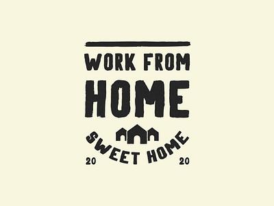 QUARANTINE DIARIES // PT. 11 covid-19 typography logo designer logodesign logo design design branding illustration lockup logo work from home home coronavirus covid19 covid