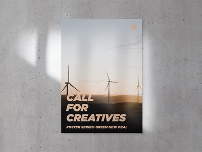 CREATIVES FOR CHANGE // Green New Deal Poster Series vector branding climate change climate emergency climate crisis designer design typography type illustration greennewdeal green new deal poster art poster environment posterseries climate climatechange