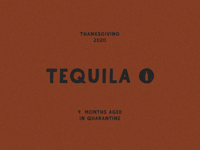 WEEKLY WARMUP // #53 dribbble dribbble best shot dribbbleweeklywarmup southwestern aztec grain texture liquor design labeldesign tequila typography logo logodesign logo design branding design illustration