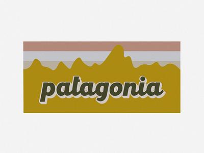 WEEKLY WARMUP // #69 weekly warm-up grain retro dribbbleweeklywarmup dribbble weeklywarmup patagonia logo designs vector logo designer typography logodesign logo design logo branding design illustration