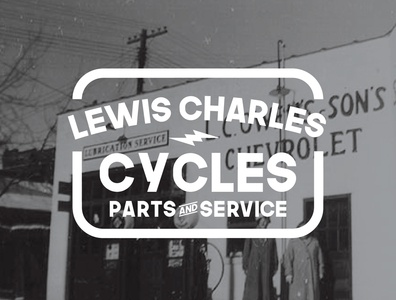 LEWIS CHARLES CYCLES PT. 2