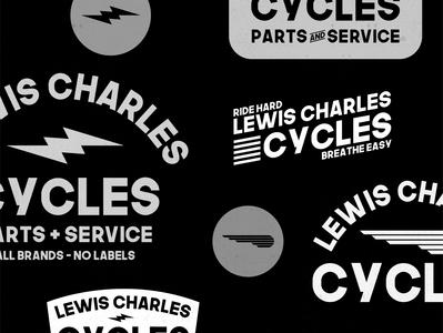 LEWIS CHARLES CYCLES PT. 3