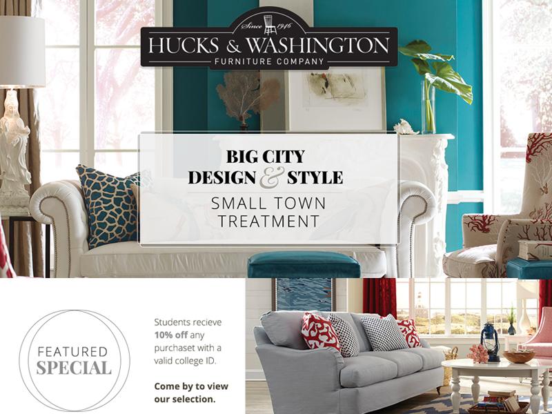 Hucks Washington Furniture Company By, Hucks And Washington Furniture Company