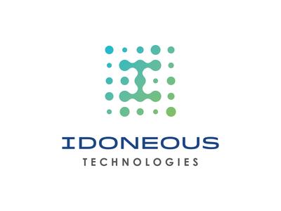 Idoneous Technologies Logo i dots logo