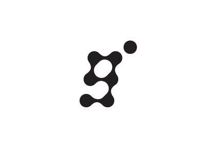 Nine Degrees Logo (unused mark) blobs degrees nine logo