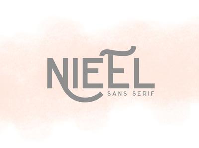 NIEEL - Sans Serif